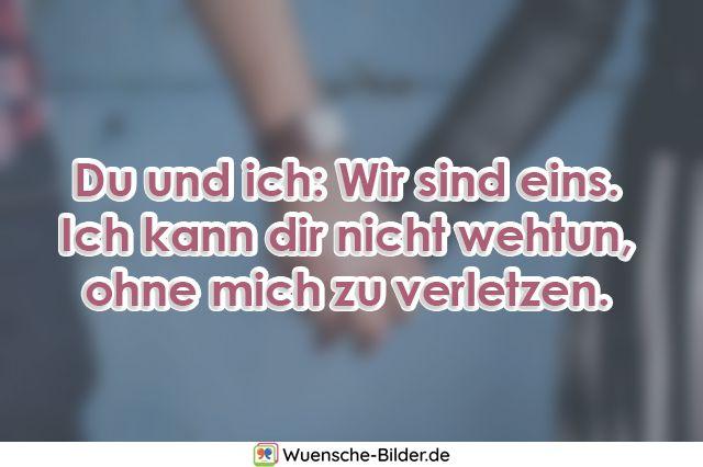 Du und ich: Wir sind