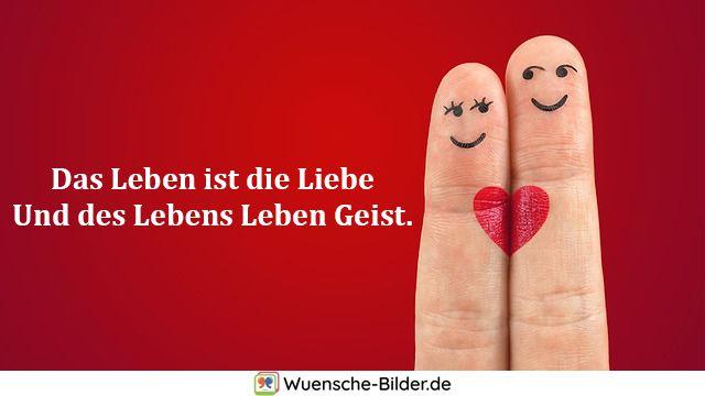 Das Leben ist die Liebe