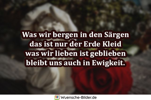 Was wir bergen in den