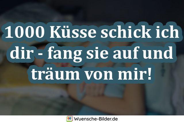 1000 Küsse schick ich dir