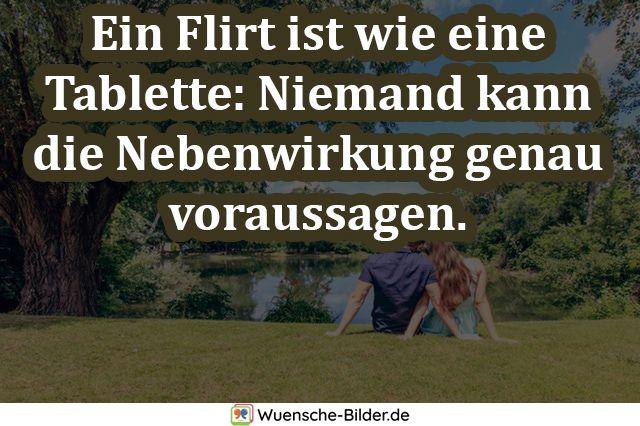 Ein Flirt ist wie eine