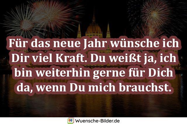 Für das neue Jahr wünsche