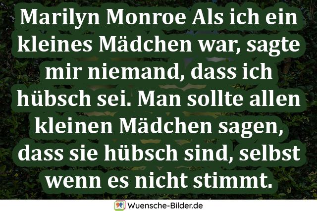Marilyn Monroe Als ich ein