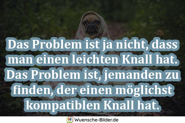 Das Problem ist ja nicht