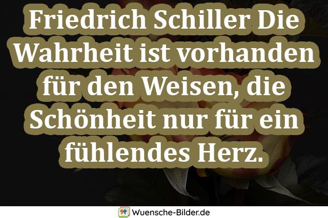 Friedrich Schiller Die Wahrheit ist