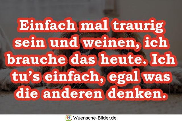 ᐅ Traurige Spruche Mit Bilder Kurze Zitate Zum Weinen