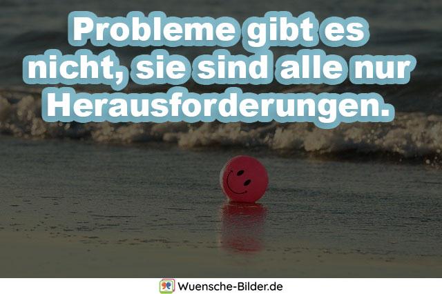 Probleme gibt es nicht, sie